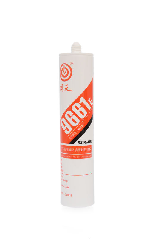 White / Grey Electrical Potting Compound 9661E RTV Silicone Adhesive Sealant