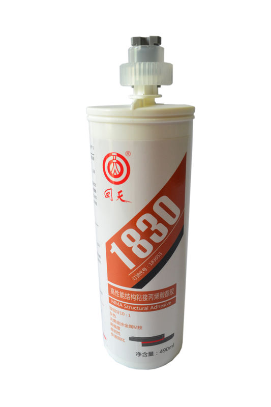 Automotive structural adhesive acrylic AB Glue HT1830 for bonding plastic / metal